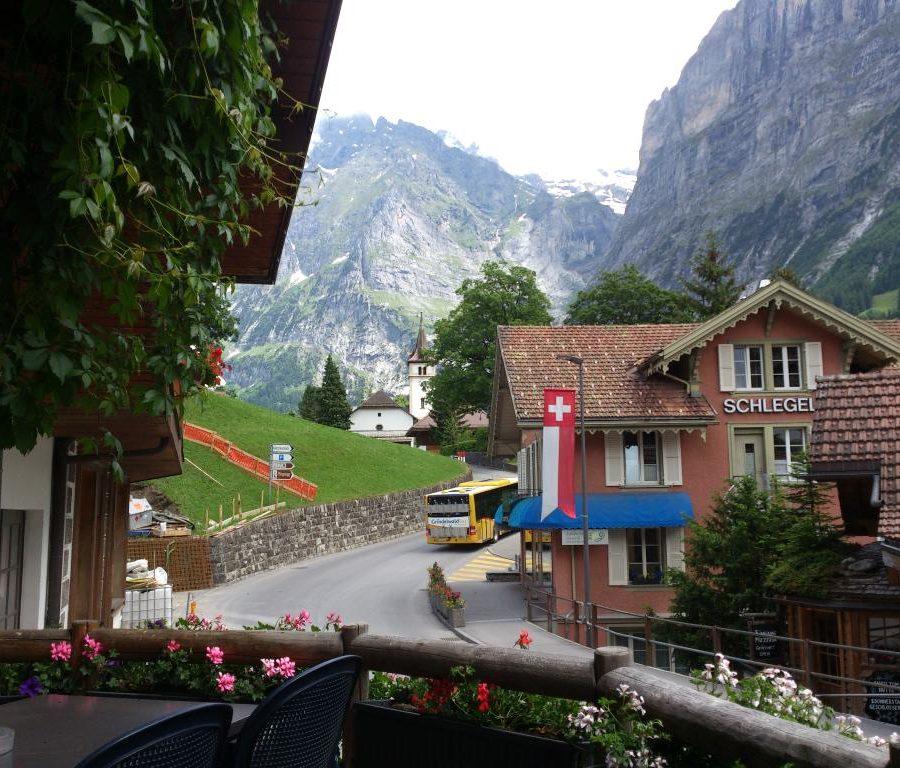 Grindelwald Golden India